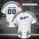 Los Angeles Dodgers Personalized Baseball Jersey Shirt 142
