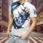 Los Angeles Dodgers T-shirt 07