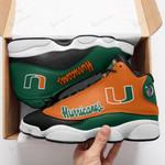 Miami Hurricanes AJD13 Sneakers 843