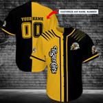 Hamilton Tiger-Cats Personalized Baseball Jersey Shirt 154