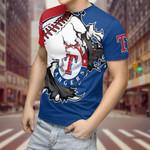 Texas Rangers T-shirt 23