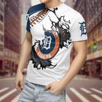 Detroit Tigers T-shirt 16