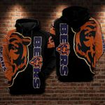 Chicago Bears Hoodie S649