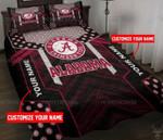 Personalized Alabama Crimson Tide Bedding set 002