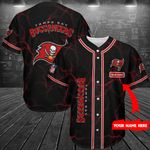 Tampa Bay Buccaneers Personalized Baseball Jersey Shirt 226