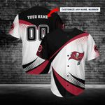 Tampa Bay Buccaneers Personalized Baseball Jersey 231
