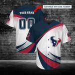 Houston Texans Personalized Baseball Jersey 233