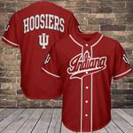 Indiana Hoosiers Baseball Jersey 242