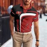 Tampa Bay Buccaneers Polo T-shirt 032