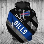 Buffalo Bills Limited Edition  Over Print Full 3D  Hoodie S - 5XL GTS003531