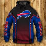 Buffalo Bills Limited Edition  Over Print Full 3D  Hoodie S - 5XL GTS002543