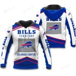 Buffalo Bills Territory Colorado Limited Edition Hoodie Tshirt Sweatshirt Unisex Sizes