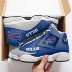 Buffalo Bills Limited Edition Men's and Women's Black  Or White Air Jordan 13  All US