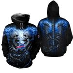 NFL Buffalo Bills Limited Edition All Over Print Sweatshirt Zip Hoodie T shirt Bomber Jacket Fleece Hoodie Size S-5XL