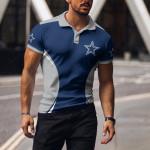 Dallas Cowboys Polo T-shirt 035