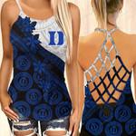 Duke Blue Devils NCAA2-CrossTank top Polynesian