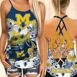 Michigan Wolverines NCAA2-CrossTank top Crossshirt