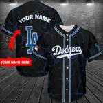 Los Angeles Dodgers Personalized Baseball Jersey 274