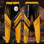 Pittsburgh Steelers 3D Printed pocket Sweatpant 2