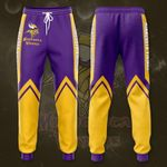Minnesota Vikings 3D Printed pocket Sweatpant 20
