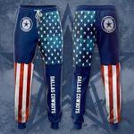Dallas Cowboys 3D Printed pocket Sweatpant 1
