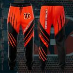Cincinnati Bengals 3D Printed pocket Sweatpant 52