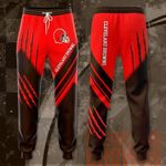 Cleveland Browns 3D Printed pocket Sweatpant 54