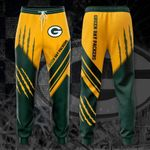 Green Bay Packers 3D Printed pocket Sweatpant 84