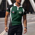 Green Bay Packer Polo T-shirt 043