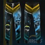 Los Angeles Chargers 3D Printed pocket Sweatpant 112