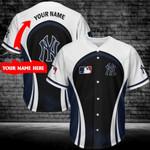 New York Yankees Personalized Baseball Jersey 289