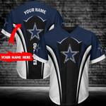 Dallas Cowboys Personalized Baseball Jersey 290