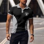 Las Vegas Raiders Polo T-shirt 049