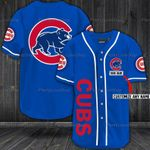 Chicago Cubs Personalized Baseball Jersey 315