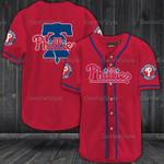 Philadelphia Phillies Baseball Jersey 318