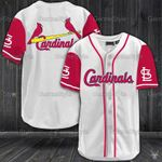 St. Louis Cardinals Baseball Jersey 319