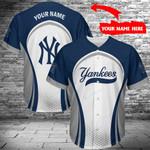 New York Yankees Personalized Baseball Jersey 326