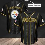 Pittsburgh Steelers Personalized Baseball Jersey 329
