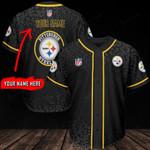 Pittsburgh Steelers Personalized Baseball Jersey 328