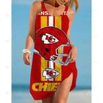 NFL Kansas City Chiefs Beach Dress 83
