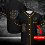Notre Dame Fighting Irish Baseball Jersey 332
