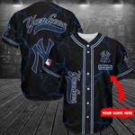 New York Yankees Personalized Baseball Jersey 336
