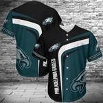 Philadelphia Eagles Baseball Jersey 355
