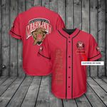 Maryland Terrapins Personalized Baseball Jersey 356
