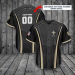 New Orleans Saints Baseball Jersey 366