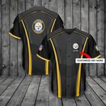 Pittsburgh Steelers Baseball Jersey 368