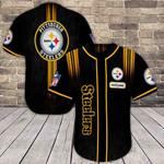 Pittsburgh Steelers Baseball Jersey 390