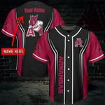 Arkansas Razorbacks Personalized Baseball Jersey 399