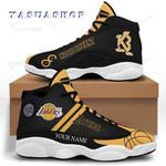 Los Angeles Lakers AJD13 Sneakers 909