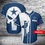 Dallas Cowboys Baseball Jersey 409